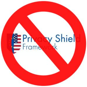 Unieważnienie Privacy Shield UE-USA